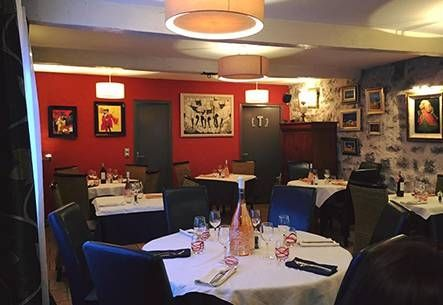 Le Clos Cosette - Restaurant Vallauris
